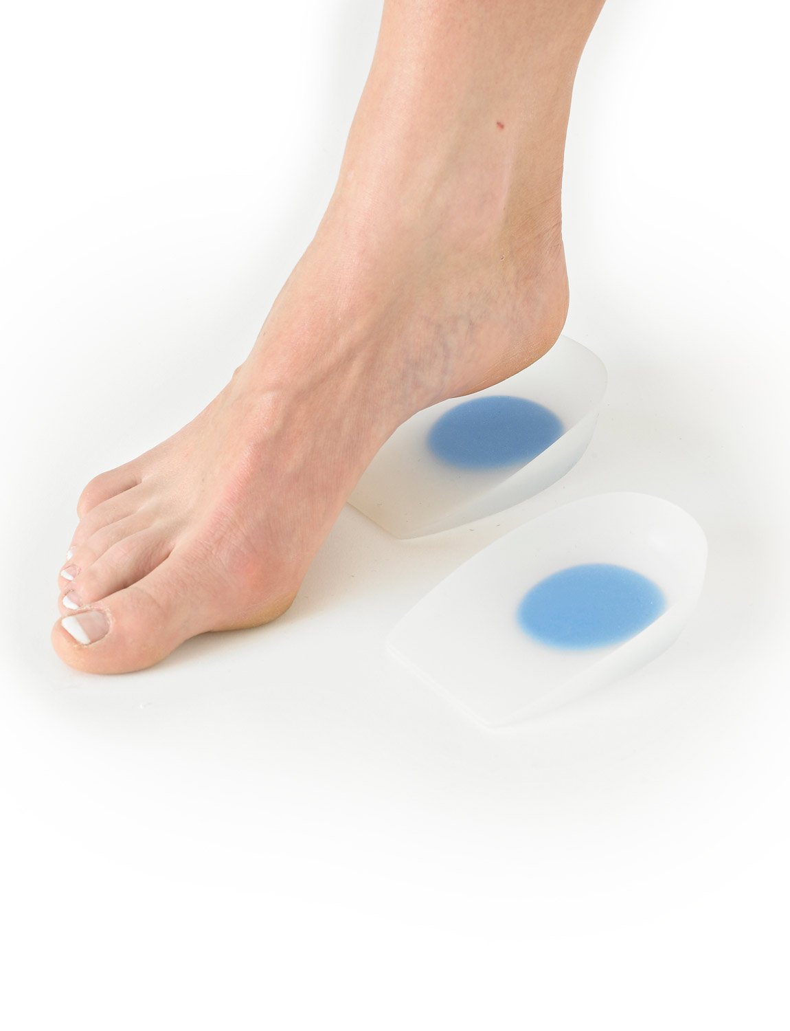 Amazon Neo G Clear Silicone Heel Spur Large Health