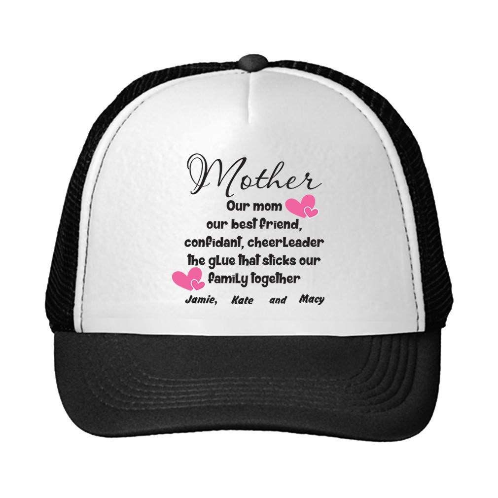 1a1f131b71087 Amazon.com  Personalized Custom Text Mother Our Mom Our Bestfriend ...