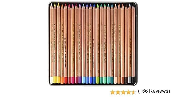 Set of 24 Gioconda 8828 Soft Artist Pastel Pencils Koh-I-Noor