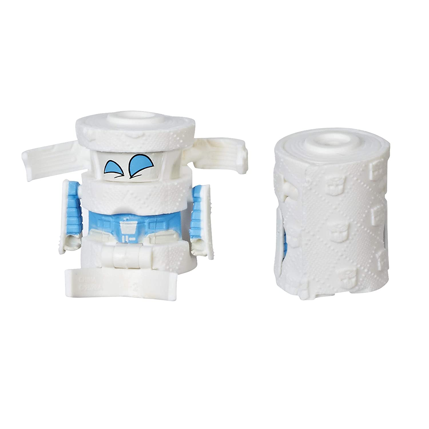 Hasbro E4137AS00 Transformers BotBots Toys Series 1 Toilet Troop 5-Pack Mystery 2-in-1 Collectible Figures