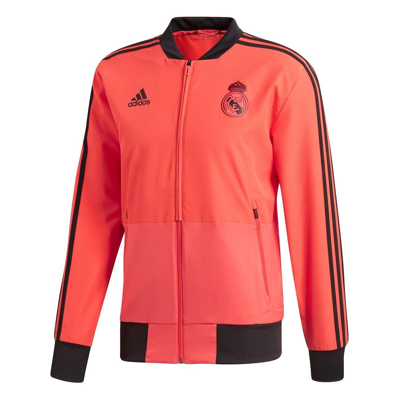Adidas Herren Real Madrid Eu Trainingsjacke