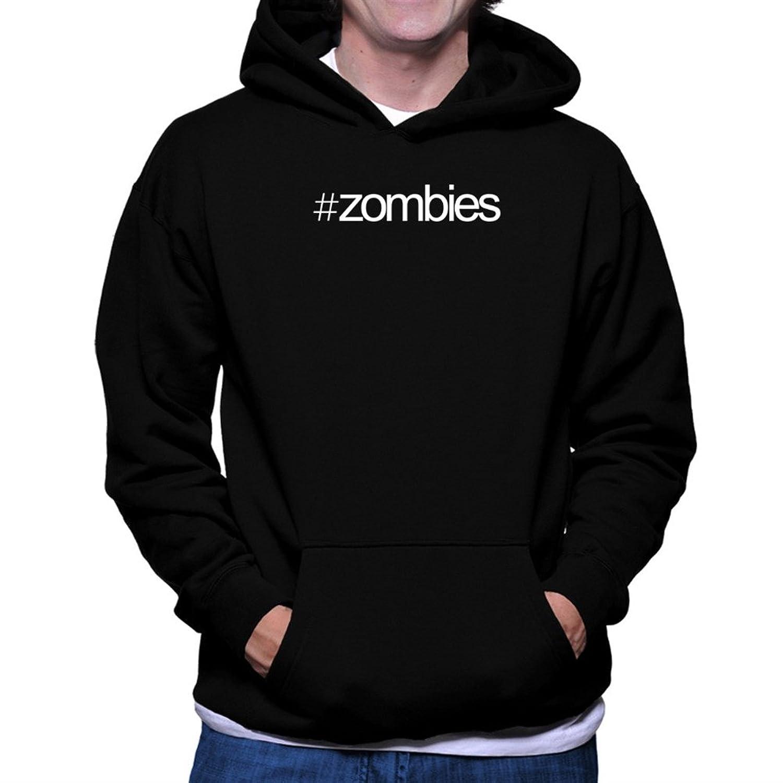 Hashtag Zombies Hoodie