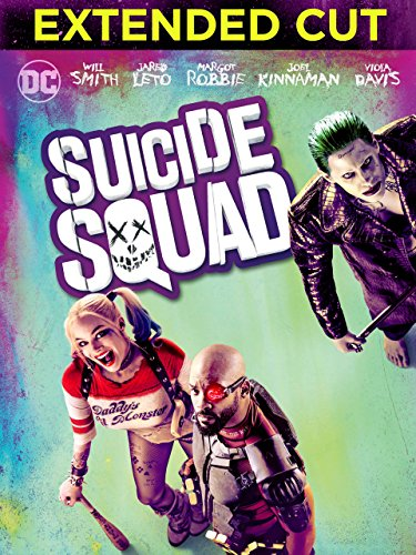 New Final Cut - Suicide Squad Extended Cut