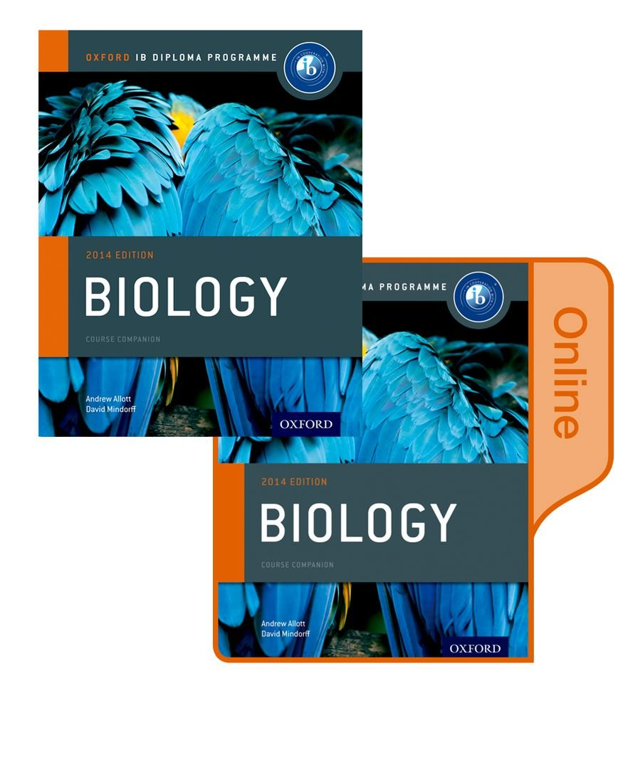 Download IB Biology Print and Online Course Book Pack: 2014 edition: Oxford IB Diploma Program ebook