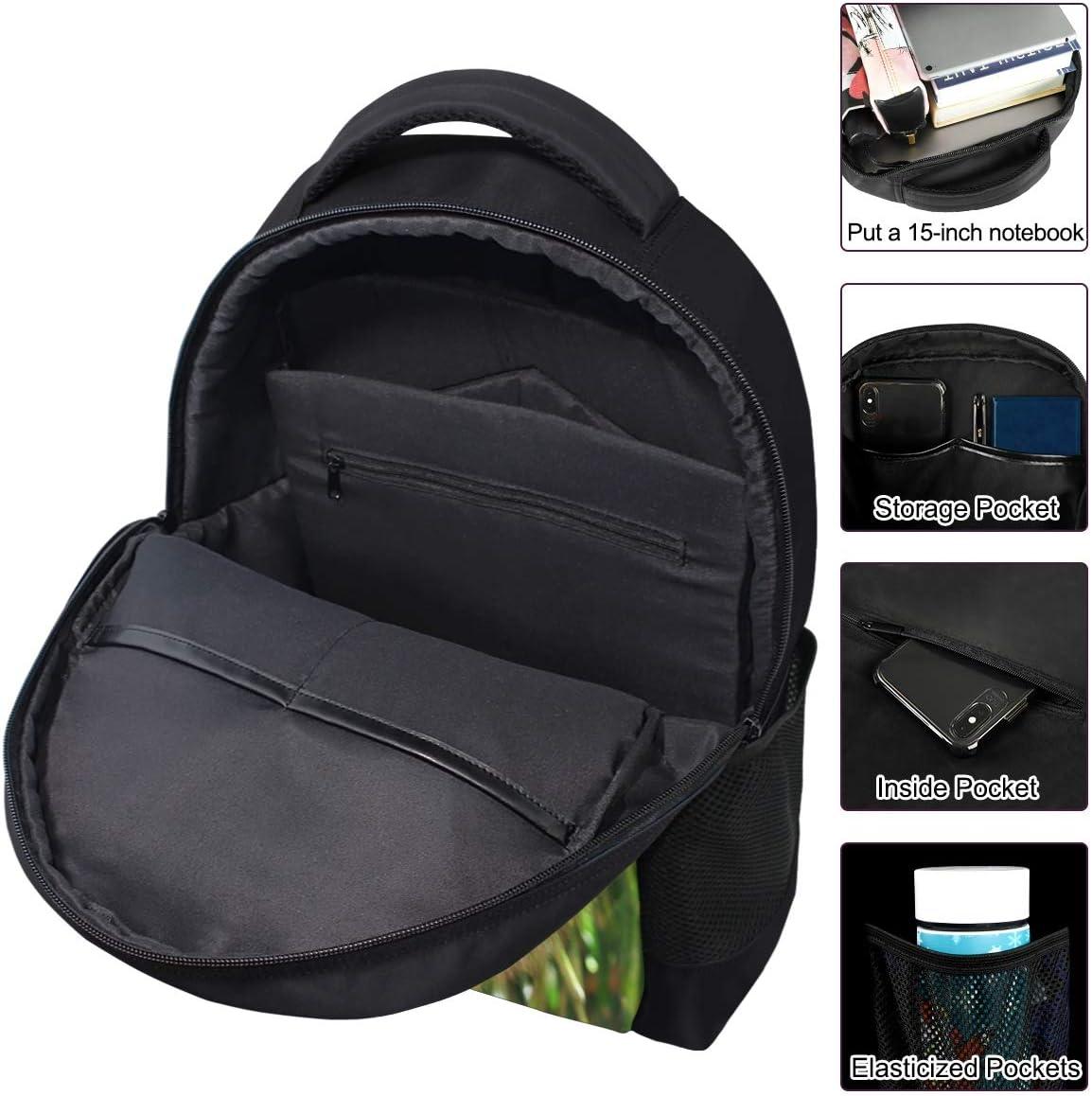 ALAZA Koala Casual Backpack Waterproof Travel Daypack School Bag
