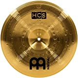 Meinl Cymbals HCS14CH 14'' HCS Brass China Cymbal for Drum Set (VIDEO)