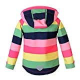 M2C Outdoor Kids Girls Thermal Fleece Jacket