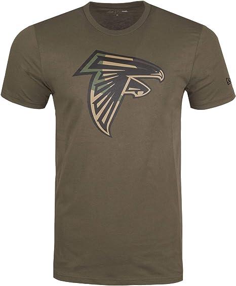 Seattle Seahawks Shirt NFL Football New Era Camo Collection T-Shirt Grösse  3XL