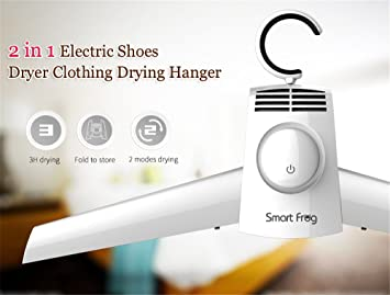 Smart Frog 2 en 1 secadora en seco (portátil tendedero multifuncional con tubo de zapato de seca para viaje/Business: Amazon.es: Hogar