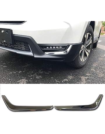 Beautost Fit For Honda 2017 2018 2019 CR-V CRV Chrome Front Fog Light Lamp 4823f471fe52
