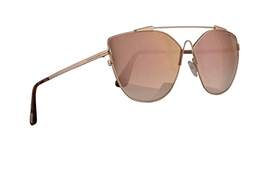 a83db6c0d4 Image Unavailable. Image not available for. Color  Tom Ford FT0563 Jacquelyn -02 Sunglasses ...