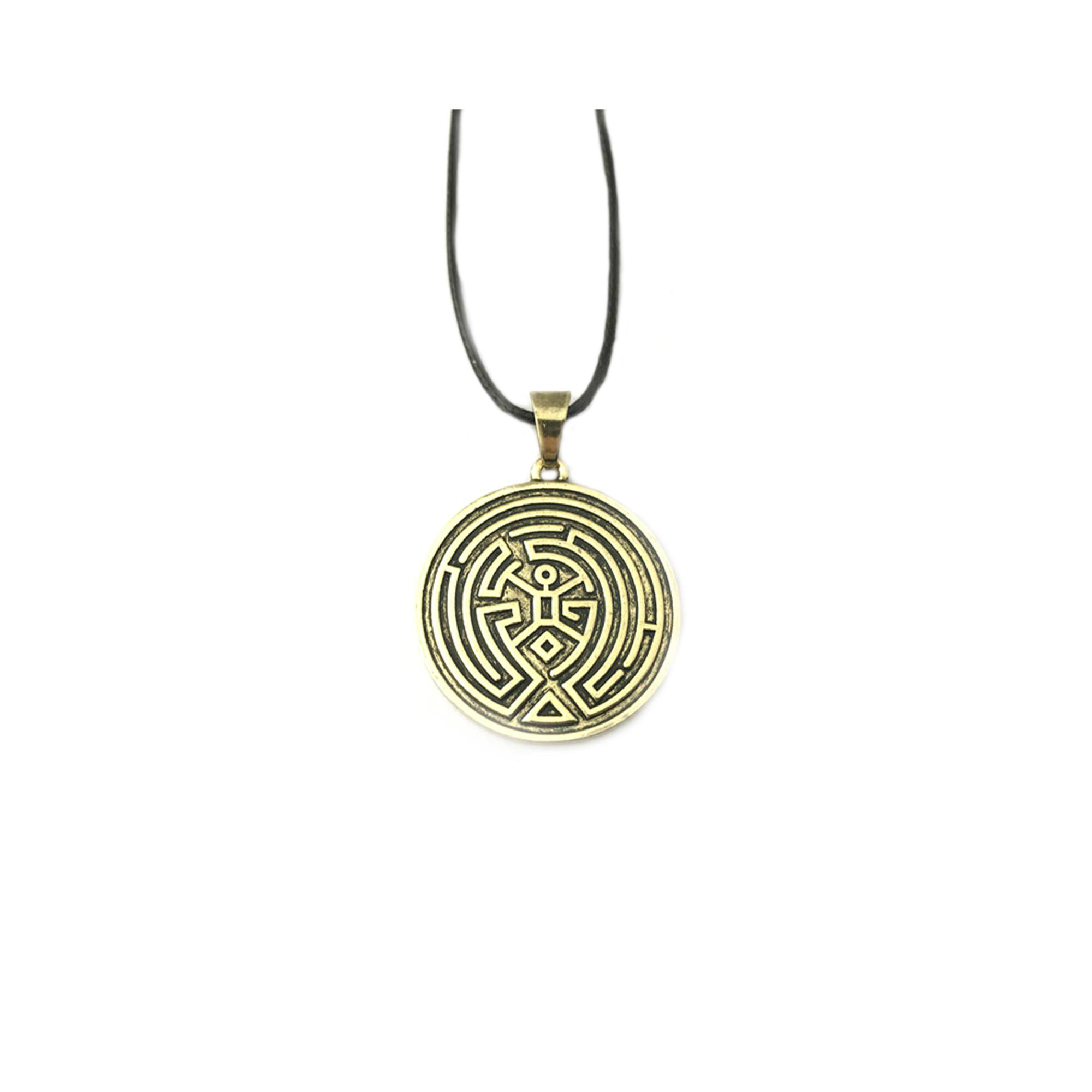 Westword - Maze - Necklace Pendant American Science Fiction Western TV Series Cosplay by Athena Brand