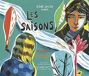 vignette de 'Les Saisons (Carl Norac)'