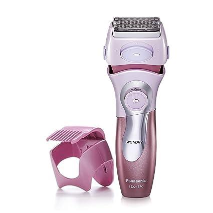 Panasonic ES2216PC rasuradora para mujer 3 cabezal(es) Rosa - Depiladora  femenina (12 f5711c51a96d