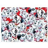 Disney 180 x 120cm Plastic 101 Dalmatians Table Cover