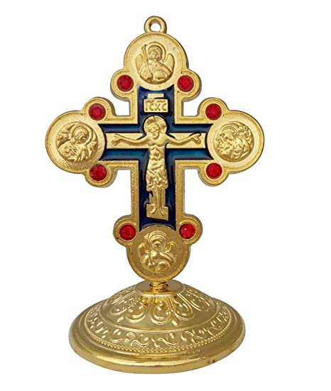 Catholic Cross Crucifix Jesus Metal Crafts Religious Cross Symbols
