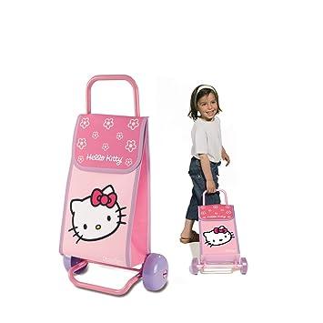 Smoby Hello Kitty 24382 - Carrito De La Compra: Amazon.es: Juguetes y juegos
