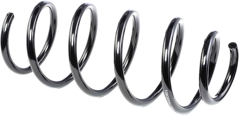 Spiralfeder Schraubenfeder Vorne RIDEX 188C0292 Fahrwerksfeder Spiralfedern