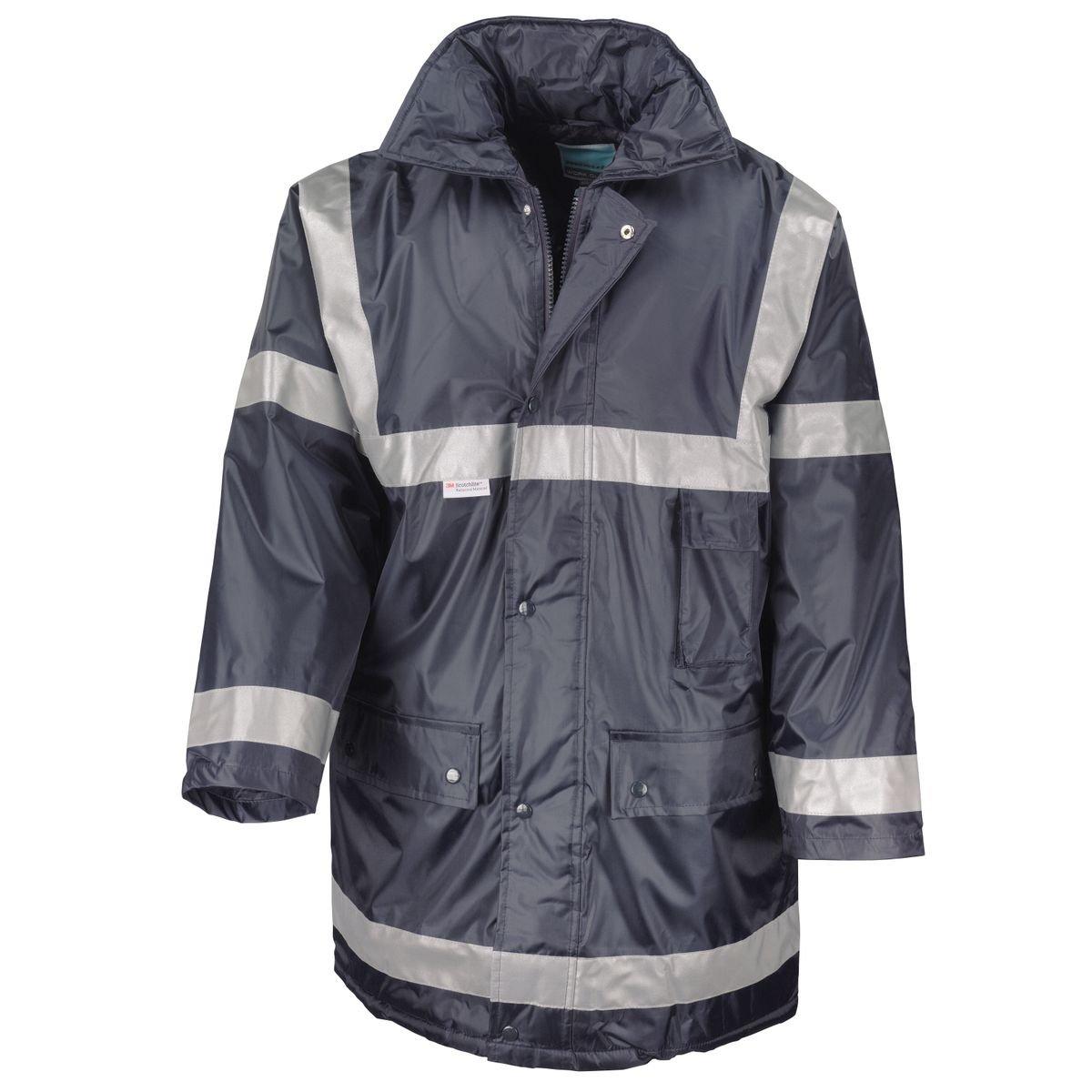 Result Mens Workguard Management Jacket