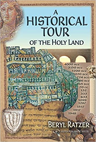 Livres à télécharger pour ipadA Historical Tour of the Holy Land in French PDF by Beryl Ratzer