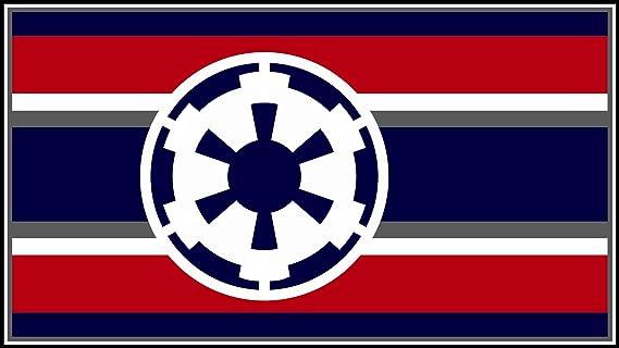 magFlags Bandera XL First Imperial Navy | Bandera Paisaje | 2.16m² | 120x180cm: Amazon.es: Jardín