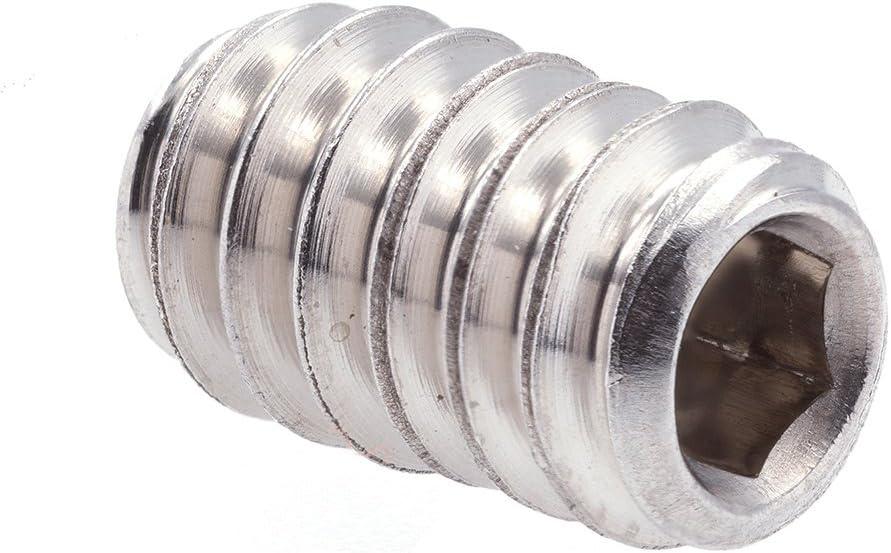 Prime-Line 9183185 Socket Set Screws #10-24 X 5//16 in 25-Pack Grade 18-8 Stainless Steel
