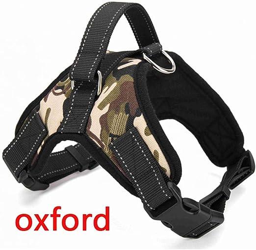 Productos para Mascotas para arneses para Perros Grandes K9 Collar ...