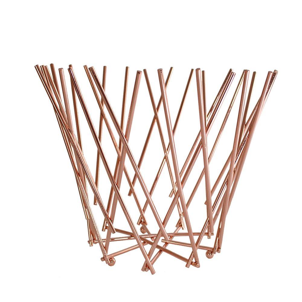 Copper Twig Design Fruit Bowl Roman at Home