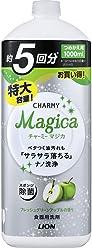 【大容量】チャーミーマジカ 食器用洗剤 グリーンアップルの香り 詰め替え 1000ml