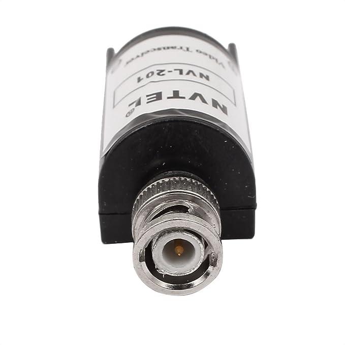 Amazon.com: eDealMax 5 x cámara Balun Video pasivo BNC conector coaxial del adaptador del Cable de transceptor: Electronics