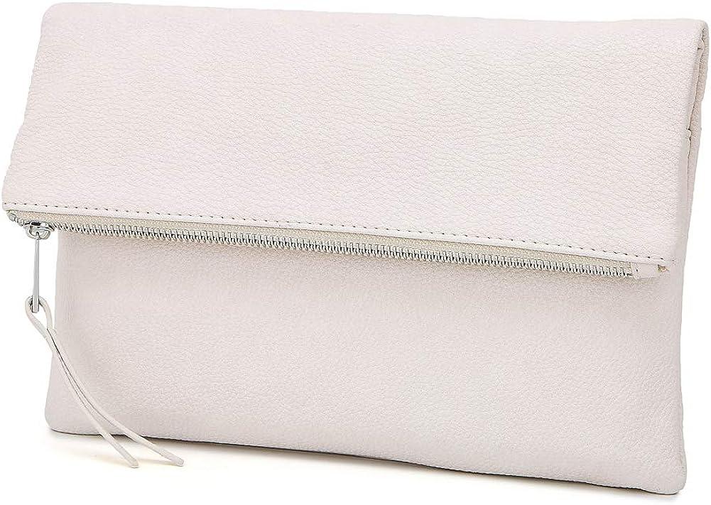 Earnda Women Cluth Purses Envelope Evening Bag Flap Wallet Clutch Organizer