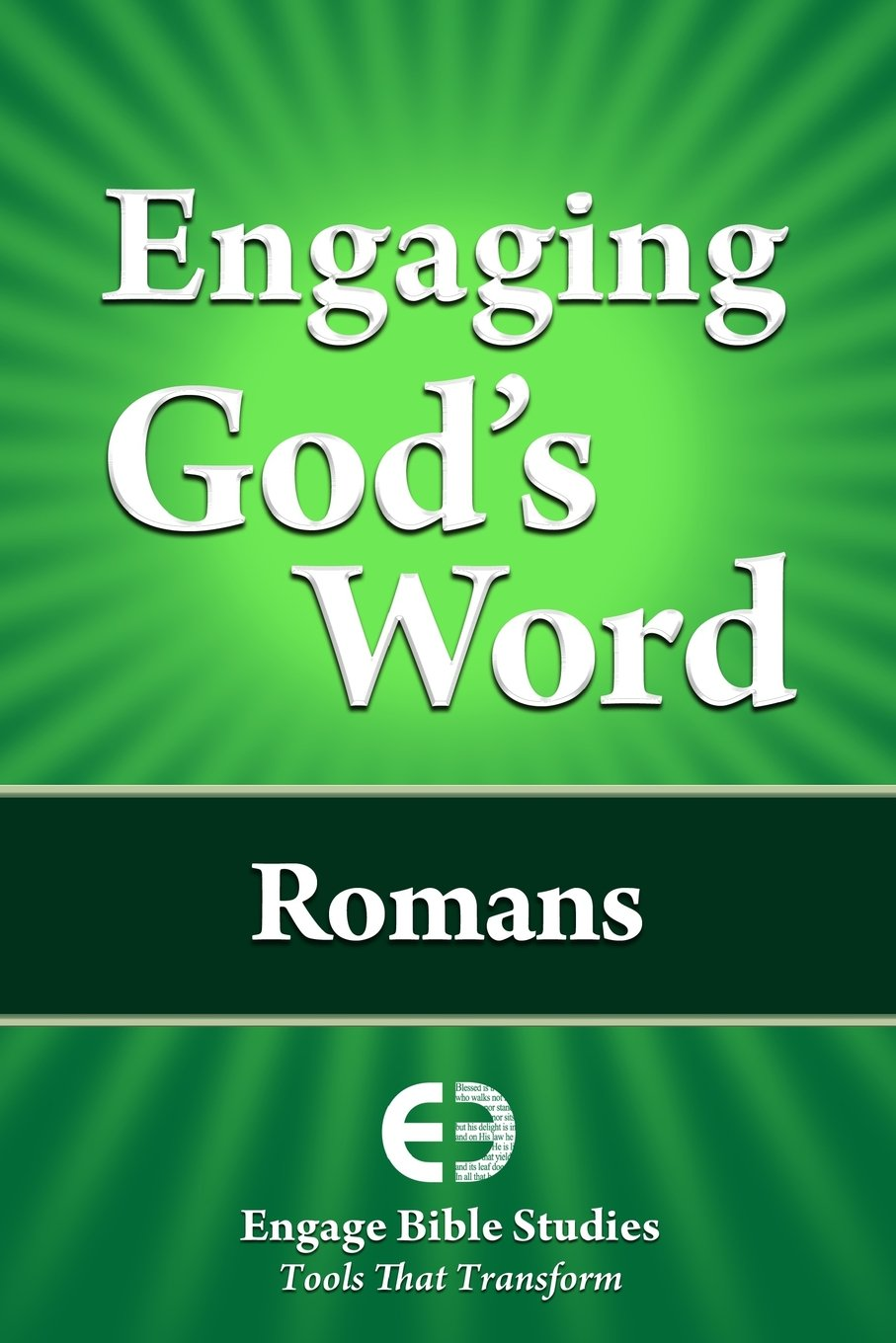 Engaging Gods Community Bible Study product image