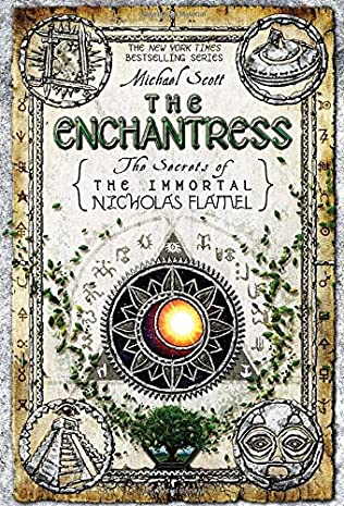 book cover of The Enchantress
