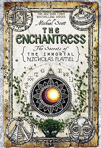 The Enchantress: Secrets of the Immortal Nicholas Flamel