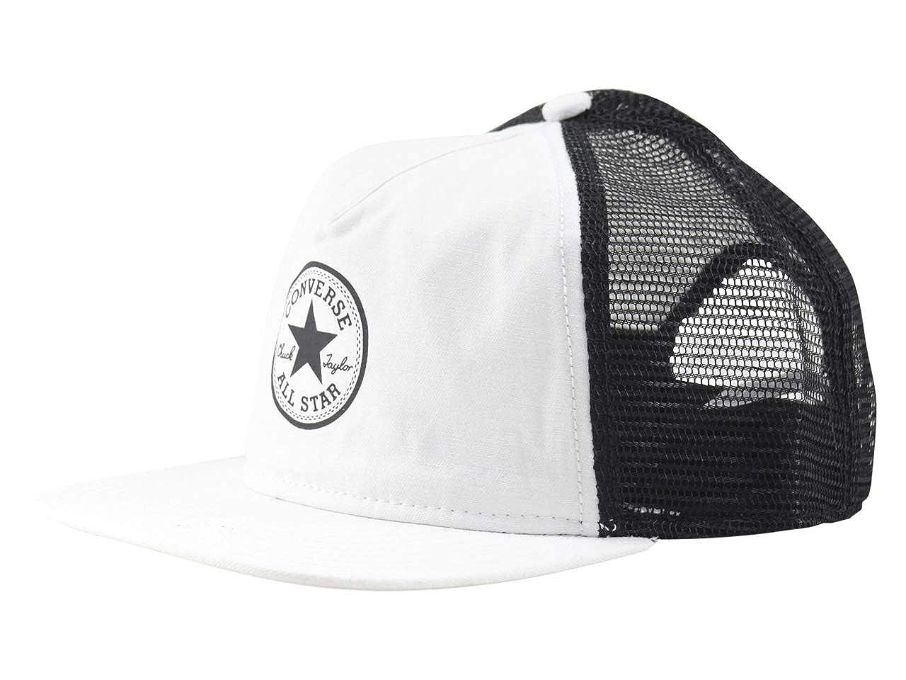 f68c179b375c Converse All Star Chuck Taylor Core Trucker Cap Casino Baseball Hat (One  Size) at Amazon Men s Clothing store
