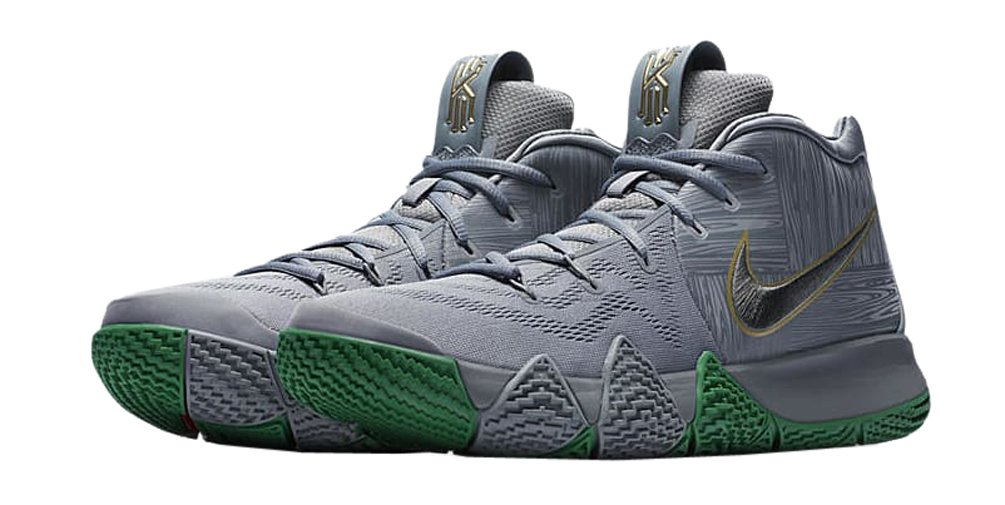 Mens Nike Kyrie 4 Basketball Shoes (7.5 D(M) US)