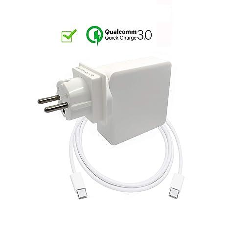 Lite-an - Cargador USB-C PD 65 W para Apple MacBook Pro ...