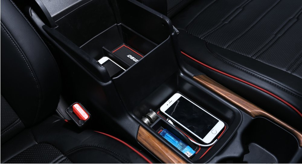 YOJOHUA 2.75 Inch Vehicle Travel Car Interior Accessories for Land Rover 2 PCS Cup Holder Coaster Auto Interior Decoration Pad