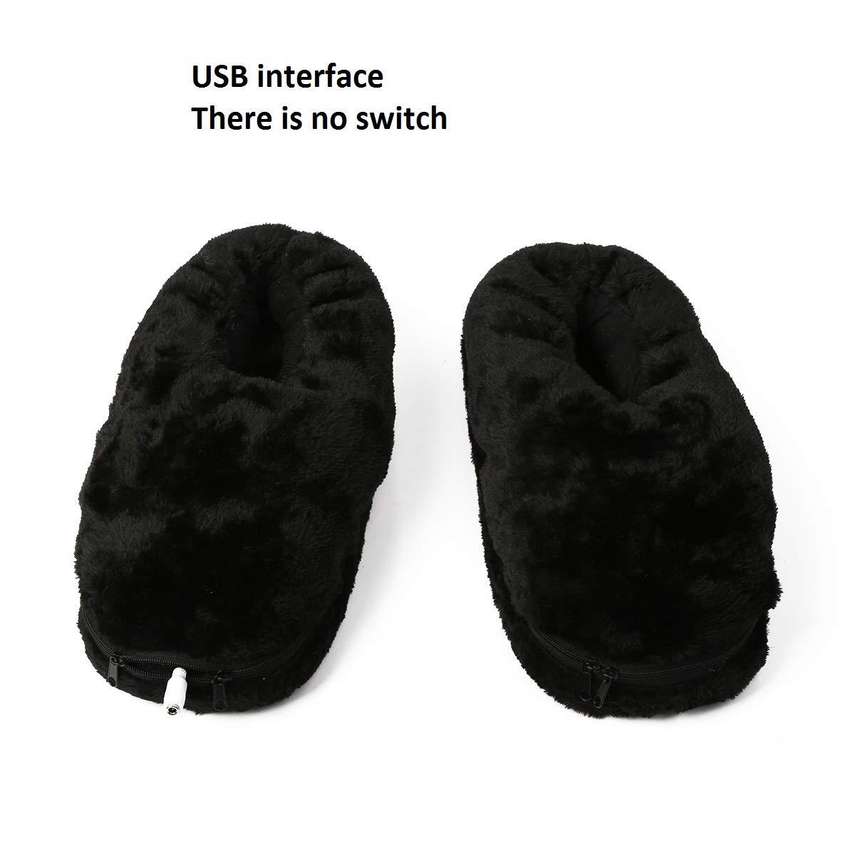 Amazon.com: 7Buy - Calentador de pies eléctrico con USB para ...