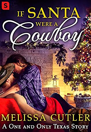 book cover of If Santa Were a Cowboy