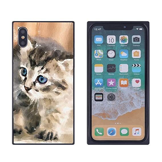 Amazon Com Iphone Xs Max Case Cute Cat Case For Iphone Xs