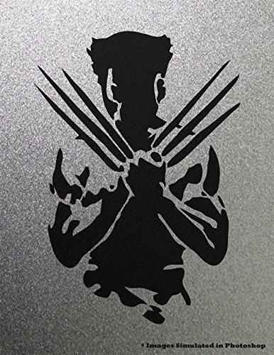 Wolverine-X-Men-Vector-Outline-Silhouette-Logo-Symbol-Outline-Metal-Cutout-Spray-Paint-Art