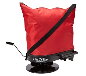 Earthway 2750 Hand-Operated Nylon Bag Spreader/Seeder