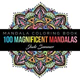#7: Mandala Coloring Book: 100+ Unique Mandala Designs and Stress Relieving Patterns for Adult Relaxation, Meditation, and Happiness (Magnificent Mandalas) (Volume 1)