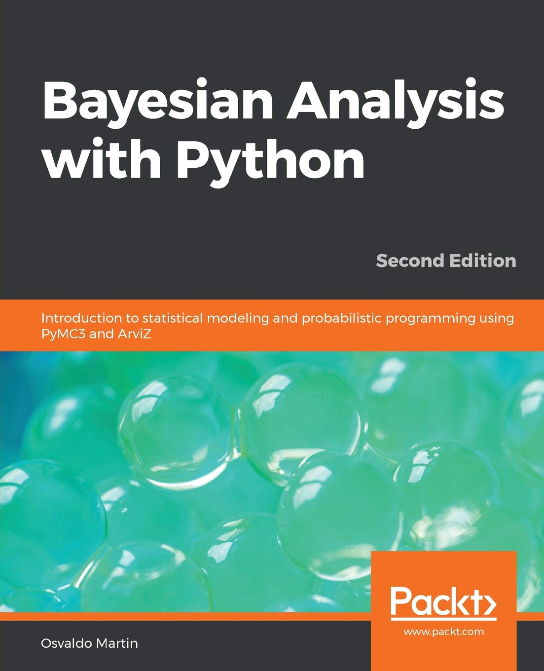 Bayesian Analysis with Python: Introduction to statistical