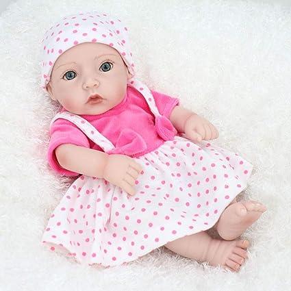 NGB Bebé Reborn recién Nacido Vida como y Realista-Paquete de ...