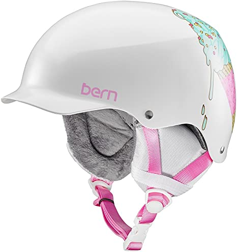 Bern Womens Team Muse All Season Helmet-Satin Aqua Green Medium//55.5-57 cm
