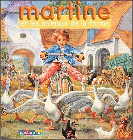 Lire Martine et les Animaux de la ferme (coffret livre + jeu de cubes) pdf epub
