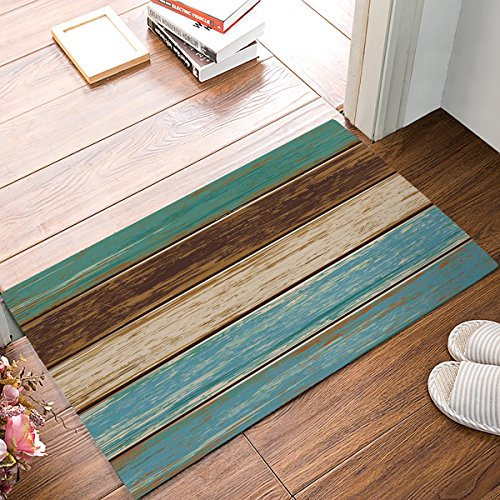 (Family Decor Door Mat Indoor/Outdoor Non Slip Entrance Front Doormat Area Rugs, 32