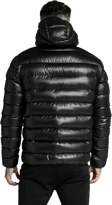 SikSilk Atmosphere jacket Grey SS-15043 NEW BNWT Official UK Stockist